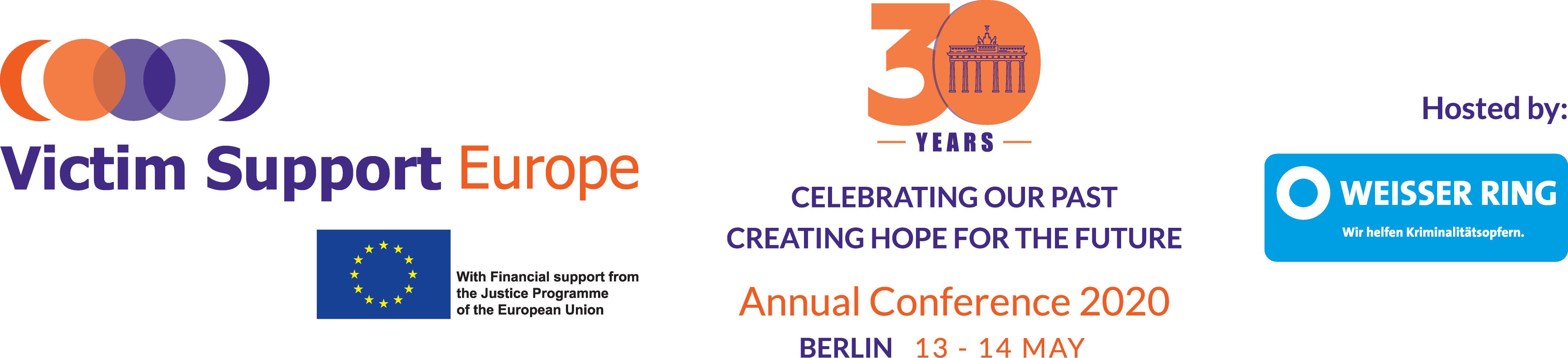 VSE Berlin 2020 - Celebrating Our Past. Creating Hope For The Future.